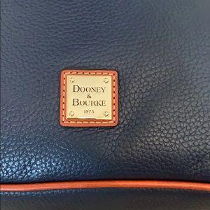 Dooney & Bourke Bags - Dooney & Bourke Crossbody- Midnight Blue